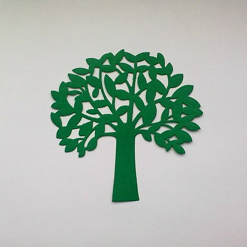 Výsek - Listnatý strom