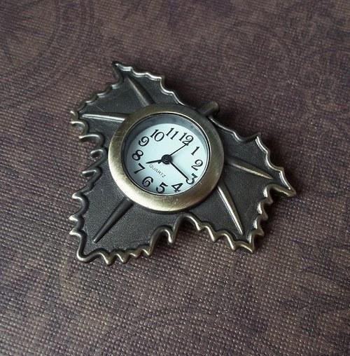 Vintage hodinky list