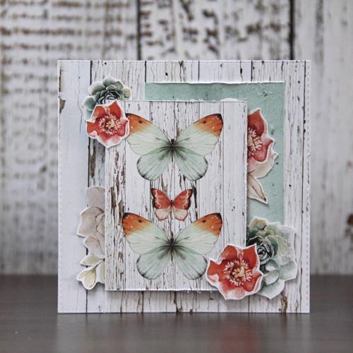 Romantické přání s motýlky (1)