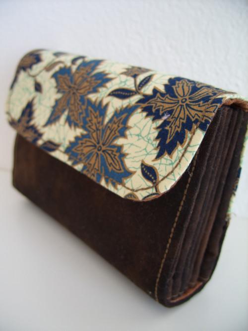 Peněženka - lístečková
