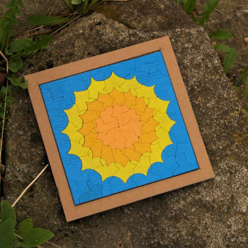 Slunce - hlavolam