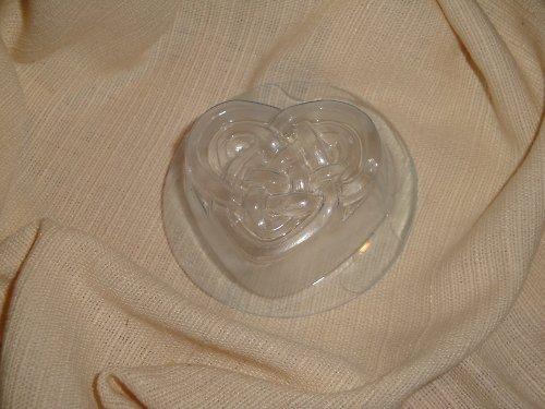 Formička na mýdlo - keltské srdce