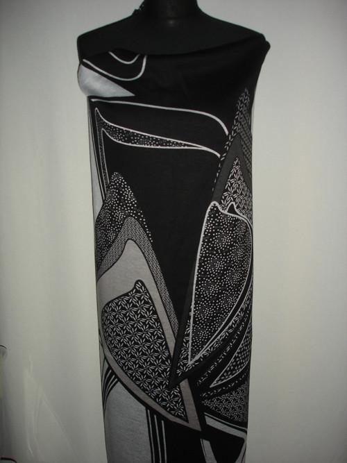 elastický úplet, kupon 120x150cm