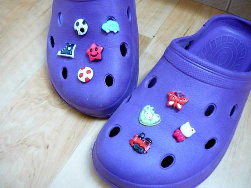 Ozdoba na boty crocs