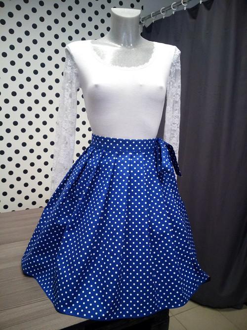 Zavinovací sukně 142