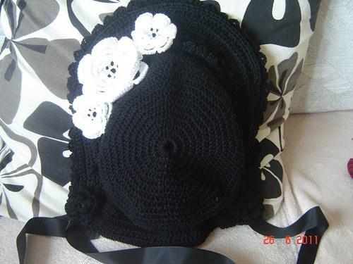 Viktoriánský bonnet