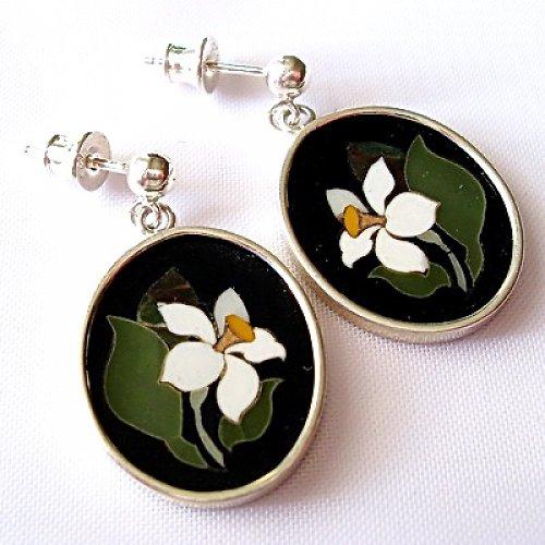 Náušnice «Narcis»
