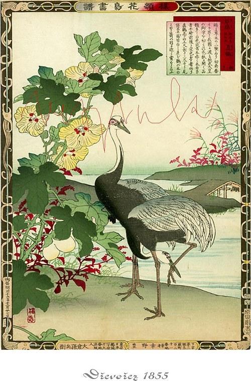 Japonské dřevořezy II, A4