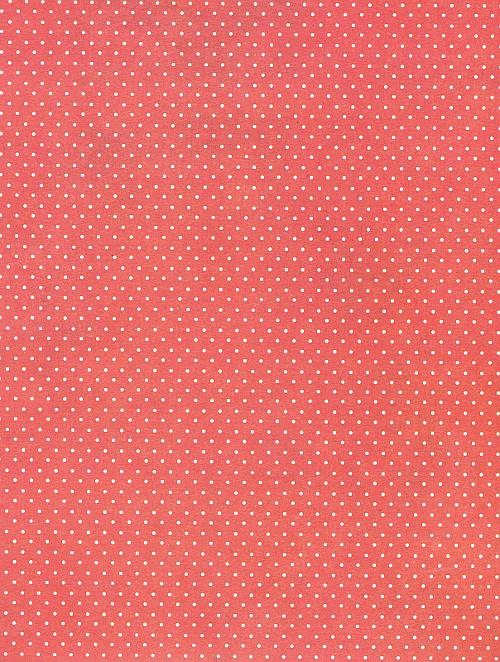 Papír MME/Red&White Dots