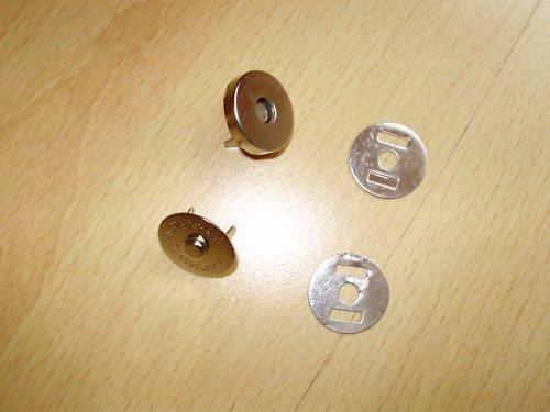 AKCE Zapínání magnet Ø15mm  na kabelky 50ks