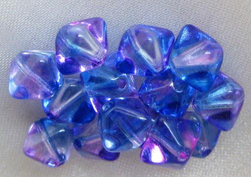 pyramidky (sluníčka) modrofialové