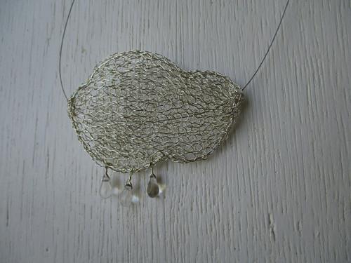 Obláčkový náhrdelník