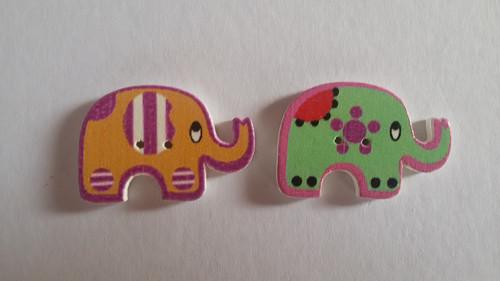 Slon (2 ks)