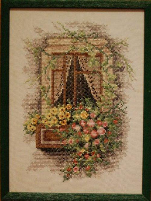 ,,Okno v mém domě,,