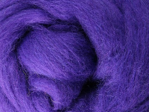 Česanec Corriedale Purple 20 g