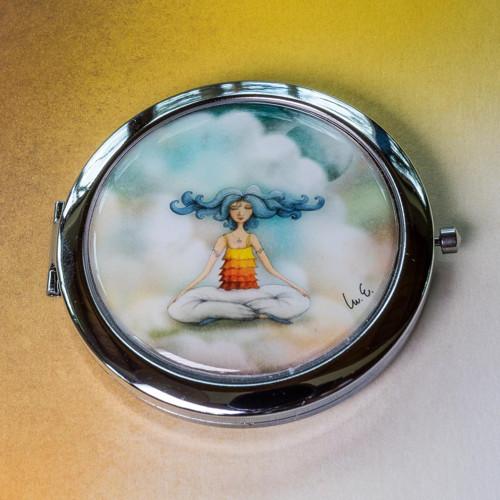 Zrcátko Meditace - luxusní