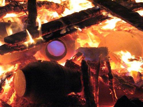PB pec na živý výpal keramiky CBG 90 Kittec