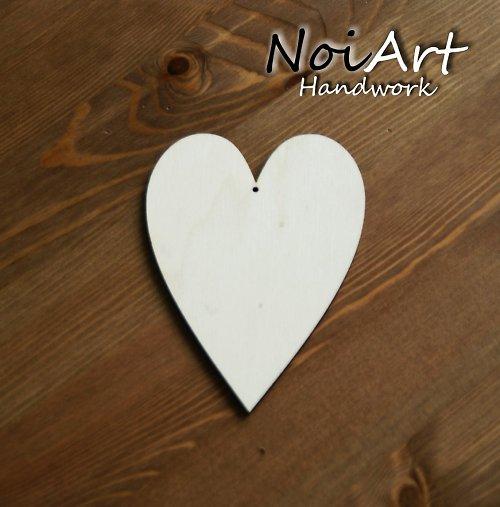Srdce - predloha na ďalšiu tvorbu