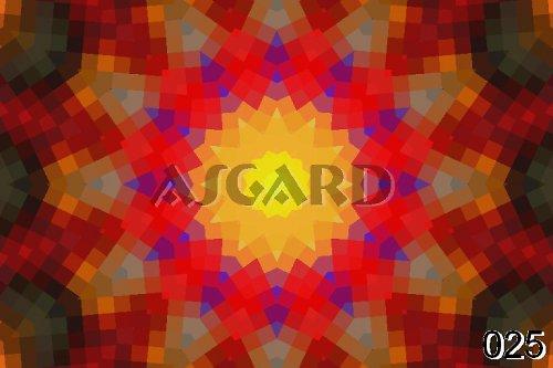Mandala Binární Mozaiky