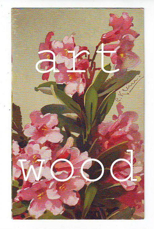 RŮŽOVÉ KVĚTINY pohlednice č. 684