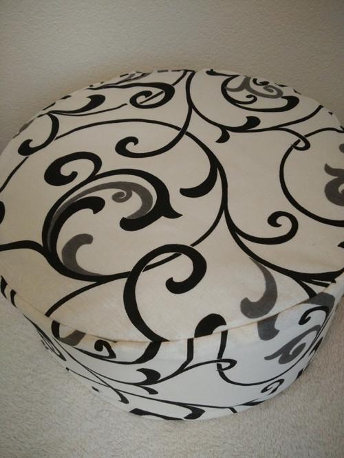 Pohankový sedák velký - ornamenty