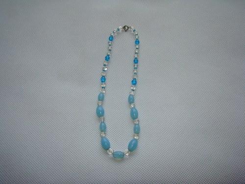 Korálky - náhrdelník č1