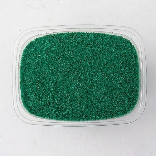 Smaragdově zelený písek 500 g