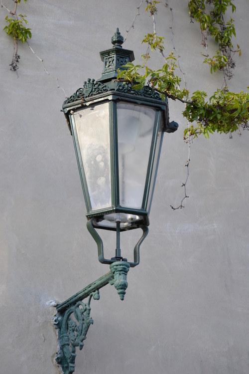 Pražské lampy
