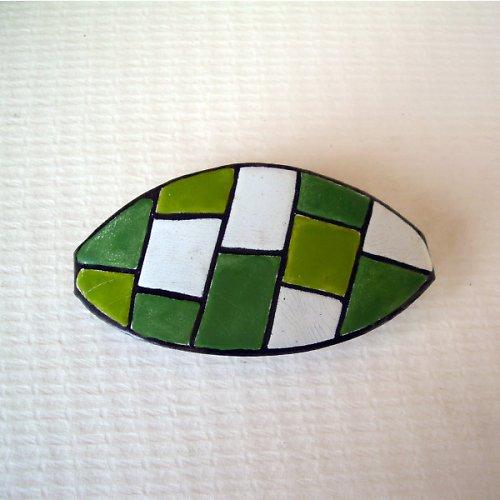 Zelená elipsa