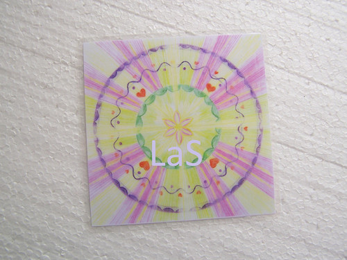 Jednota - mandala 9 x 9 cm