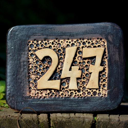 Tabulka číslo popisné 247