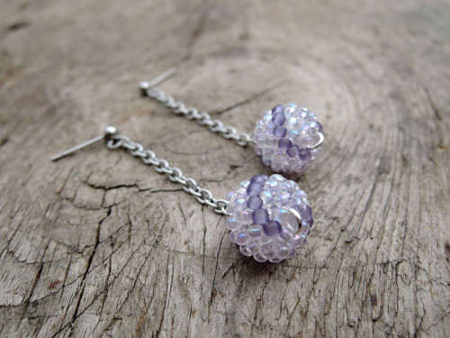 """Marbles \""""Violet\"""""""
