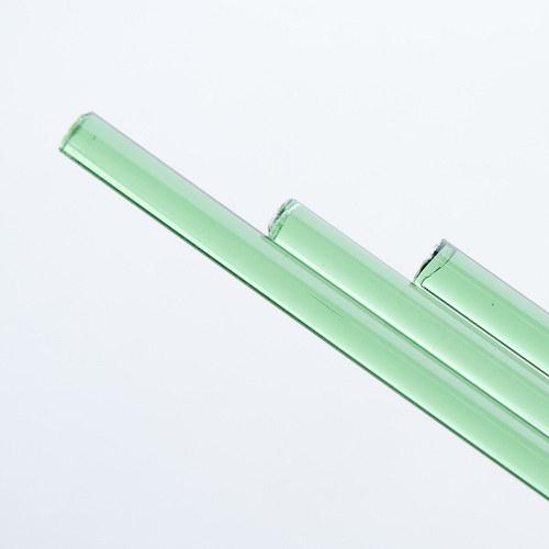 6023 akvamarín zelený transparentní