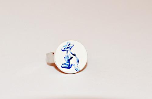 Prsten s klokánkem