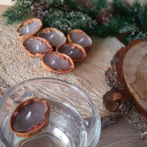 Plovoucí svíčky - Vánoční tradice