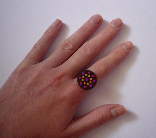 prsten z kolekce DISCO