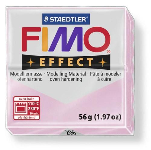Fimo effect křemen růžový 206