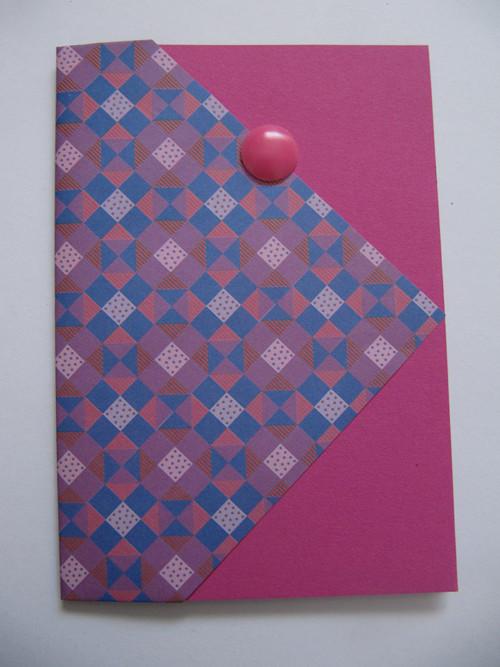 vzor v růžové barvě