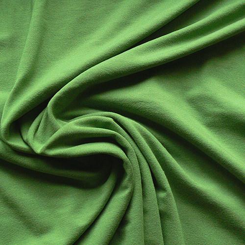 Viskózový úplet - barva kiwi