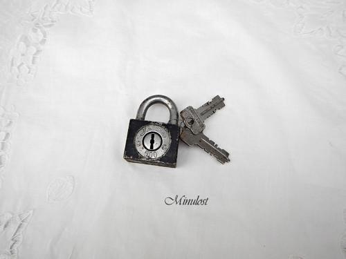 Ke každému zámku je klíč  2
