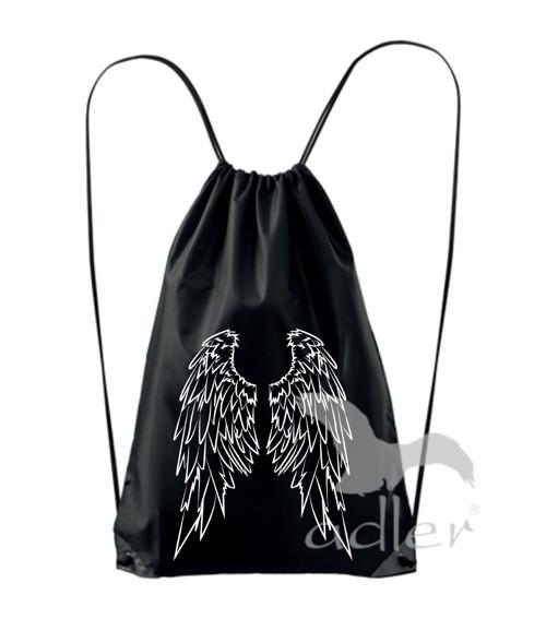Batoh s křídly