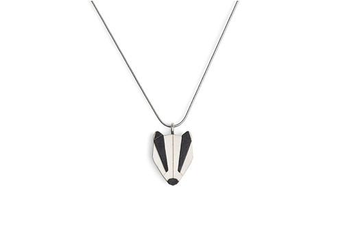 Vyprodáno: Přívěsek Badger Pendant