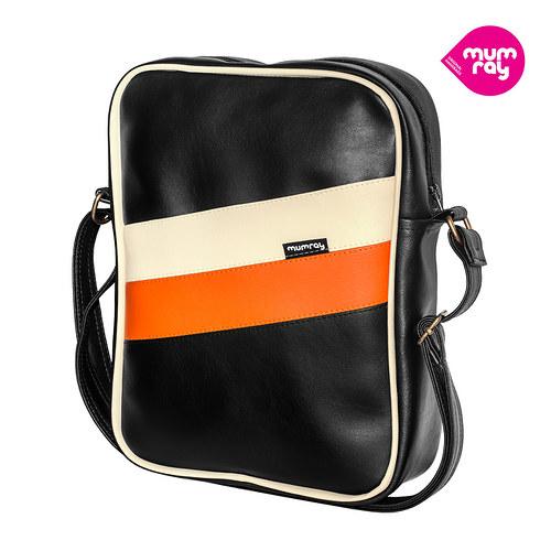 Blackskin orange striped