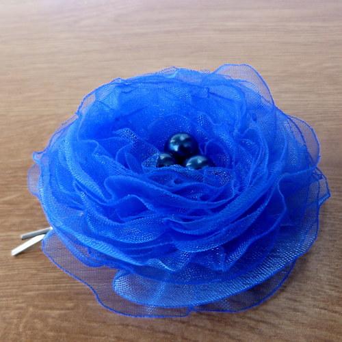 Kouzelná modrá sponka
