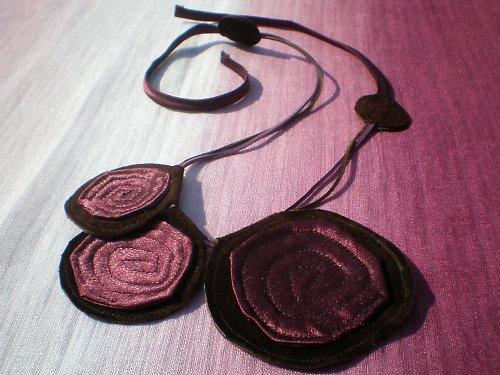Náhrdelník  -  Kolekce Spirals,SLEVA z355,-na299,-