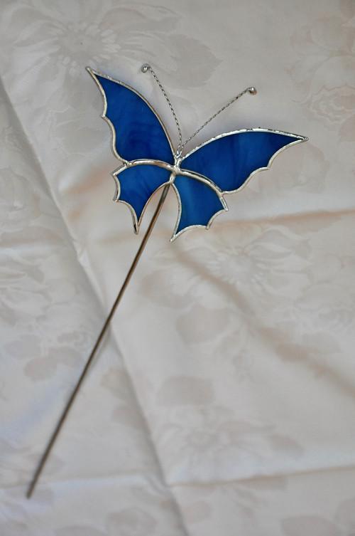 Motýli se zápichem - různé varianty