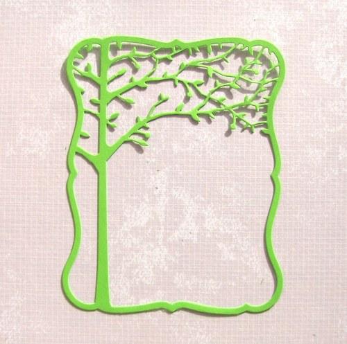 Velký orámovaný strom