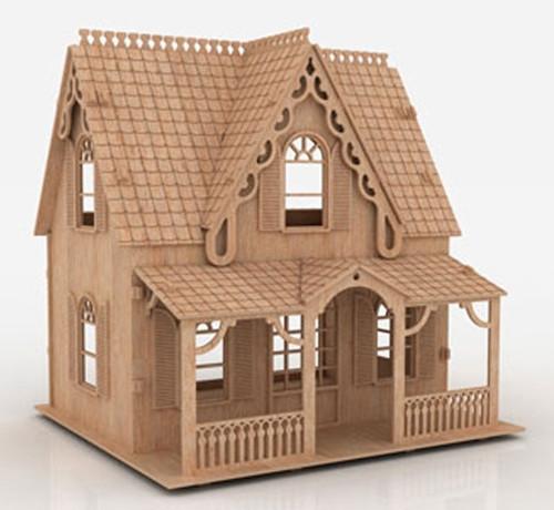 Domeček pro panenky Anne Shirley