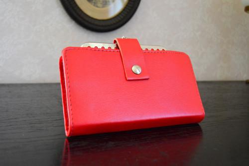 Červená peněženka