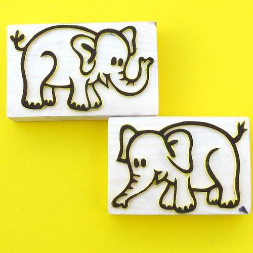 Dva sloníci